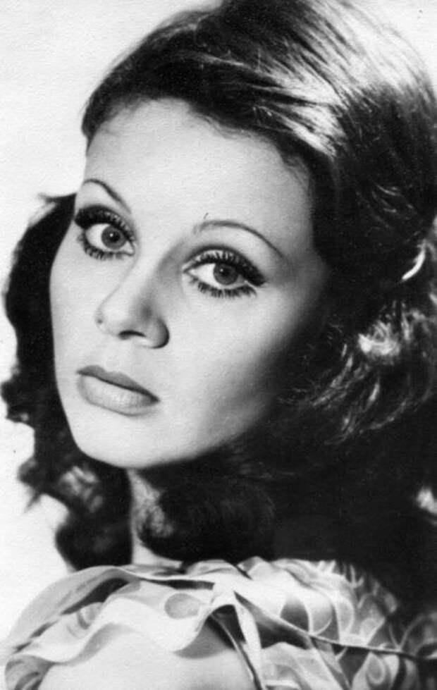 Молодая Полищук была очень похожа на итальянскую актрису Софи Лорен.   Фото: sibmincult.ru.