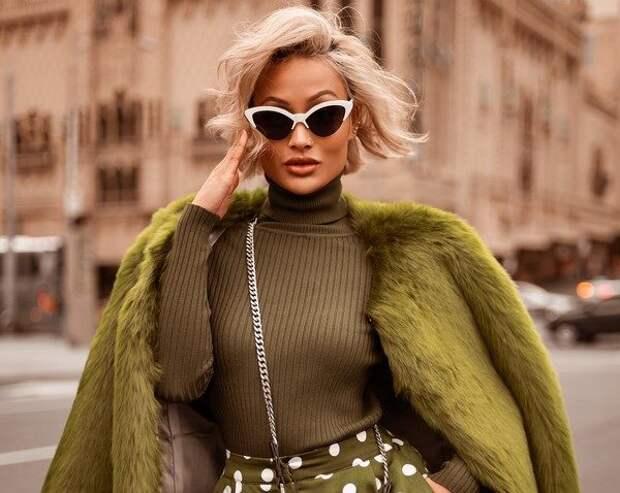 Модный горошек: Как носить актуальный принт в этом сезоне