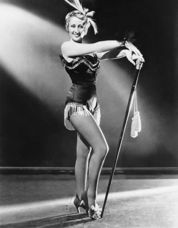 Красотка из 30-х Джоан Блонделл