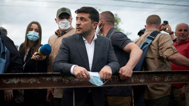 Зеленский как главный разрушитель Украины