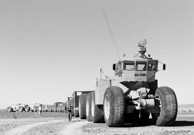 Гиганты особого назначения: самые длинные автомобили мира авто, автомобили, большой автомобиль, военная техника, гигант, грузовик, рекорд