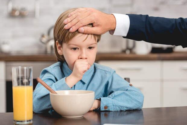 Как лечить кашель у ребёнка