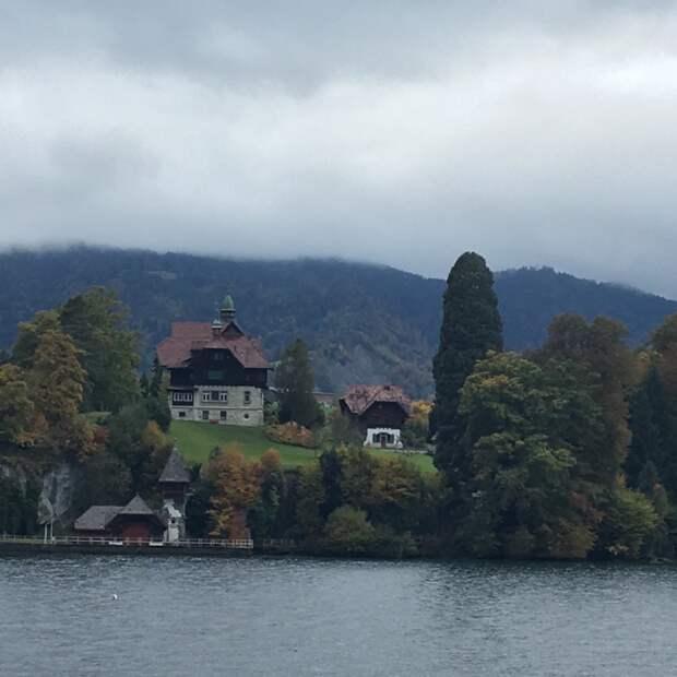 Люцерн. Швейцария. Часть 14