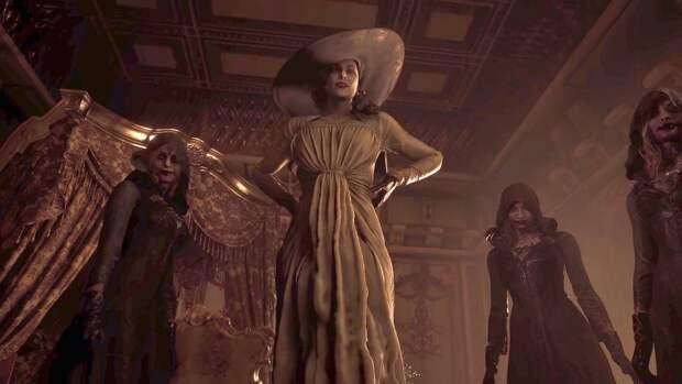 Resident Evil Village установила рекорд игровой серии по пиковому онлайну в Steam