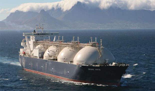 Минэнерго: продажи СПГ скоро опередят трубопроводный газ