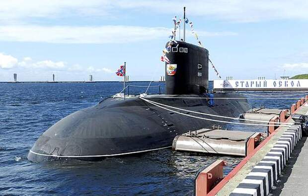 В ближайшее время российский флот получит не менее десяти современных подлодок