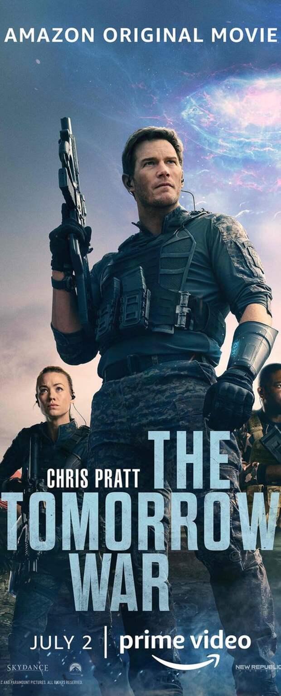Новый трейлер к фильму «Война будущего»