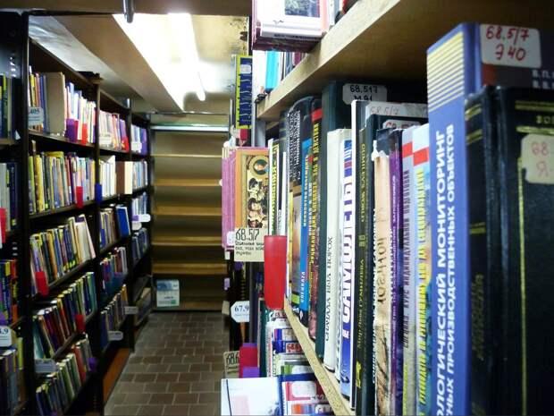 Жителям Сарапула предложили принять участие в акции «Дарите книги с любовью»