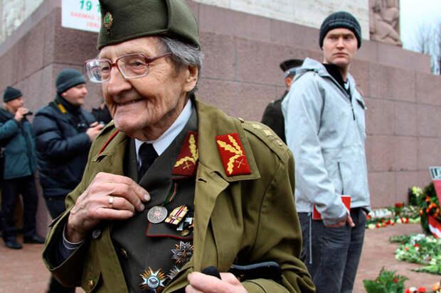 «Это были палачи» В Латвии снова почтили память легионеров СС.