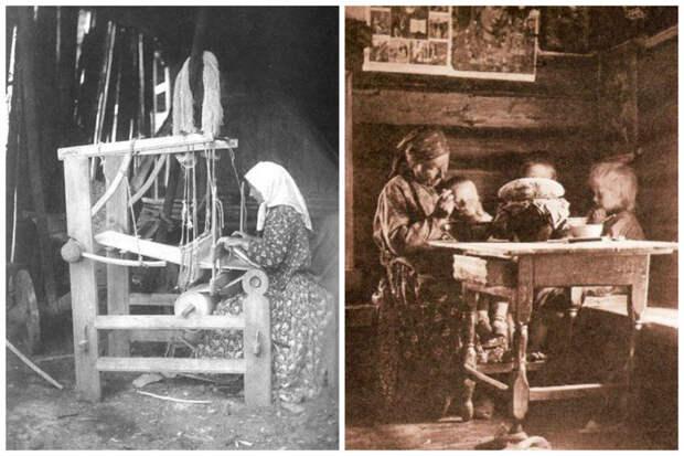 Старинные фото о русском костюме и быте Крестьяне, россия, старые фото