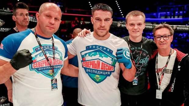 Русский чемпион из команды Емельяненко. Немкова считают одним из лучших бойцов планеты
