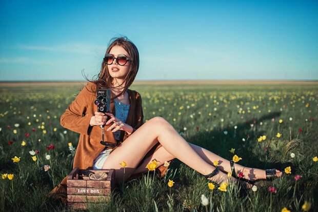 Русские красавицы вфотографиях Сергея Шацкова