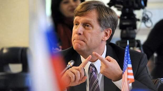 Деградация западных элит на примере мышления дипломатов США