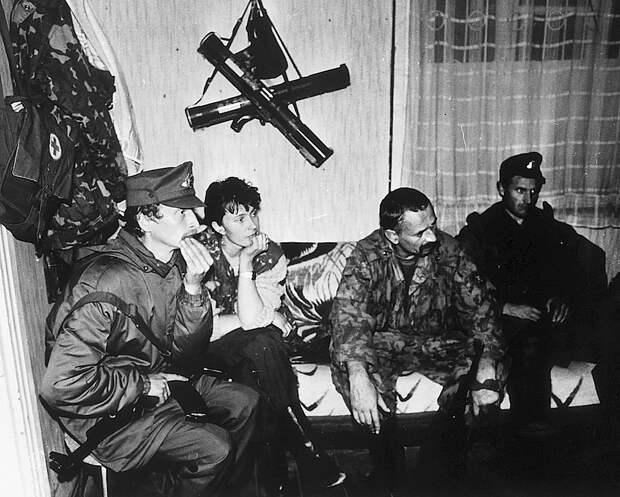 Мятеж литовских добровольцев в 1993г.