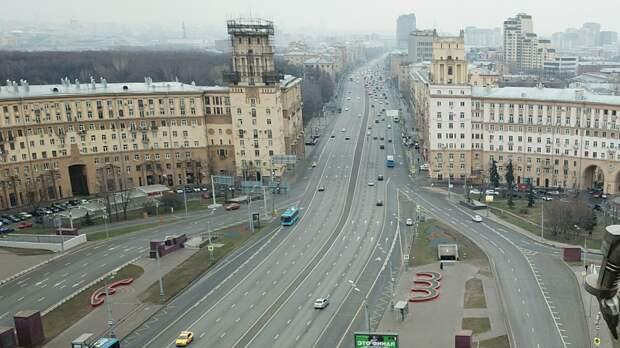 Собянин рассказал, как изменится Ленинский проспект после благоустройства