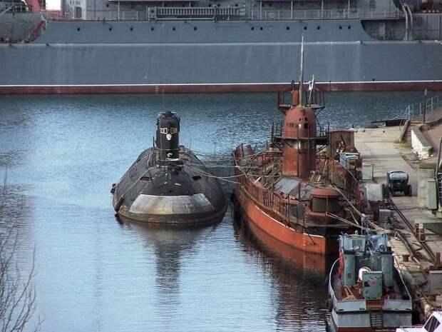 Украина утратила былую при СССР мощь: от Военно-морского флота остались только катера США