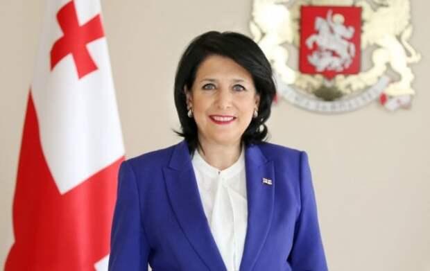 Президент Грузии начнет официальный визит наУкраину