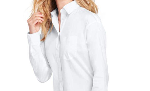 Что такое рубашки Оксфорд и с чем их носить