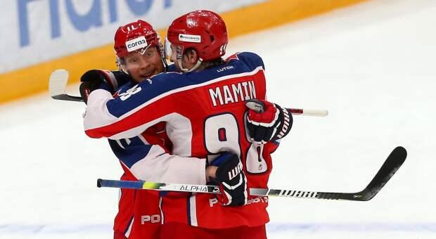 ЦСКА нанес поражение «Витязю» и в 9-й раз стал победителем дивизиона Тарасова