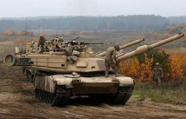 Польша пригрозила России танками за «Северный поток — 2»