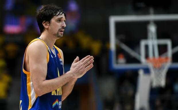 Евролига временно запретила «Химкам» регистрировать новых баскетболистов