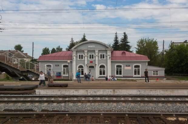 Вокзал в Можге сдадут в эксплуатацию до конца сентября