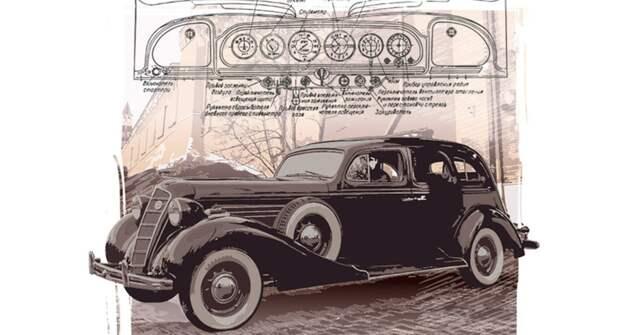 Сколько прикуривателей было в первом советском лимузине?
