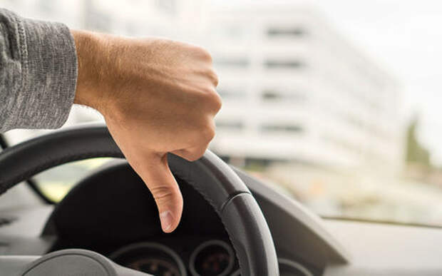 10 ошибок автомобилиста – никогда не делайте этого!