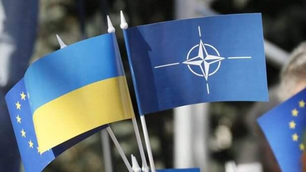 Украина defacto бесправный член НАТО, проигравший войну сСША,— политолог