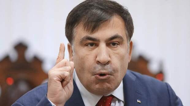 Саакашвили назвал барыгой министра культуры Украины