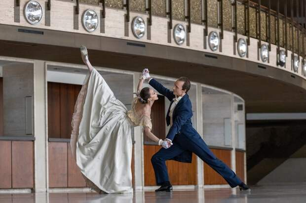 София Коппола сняла документальную короткометражку про балетную труппу