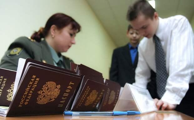Жители четырех стран смогут получать гражданство России на 5 лет раньше