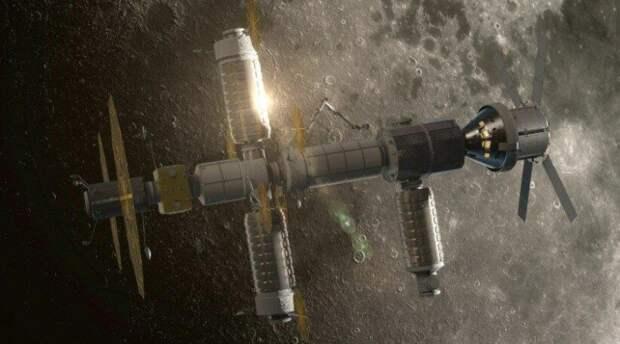 Россия строит не просто очередную орбитальную станцию, а первую в мире космическую верфь