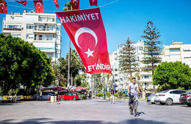 Туристы жалуются наухудшение сервиса вотелях Турции