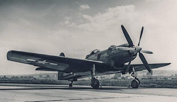 Boeing XF8B неосуществленный проект многоцелевого самолета