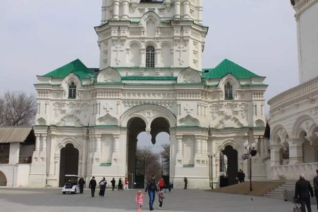В Астраханском Кремле