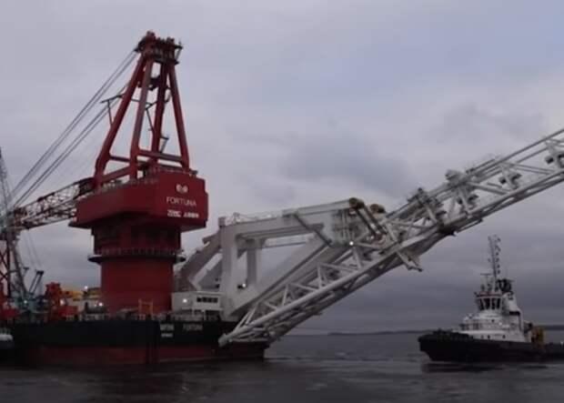 """North Stream 2 проиграла дело о выводе """"Северного потока - 2"""" из-под действия газовой директивы"""