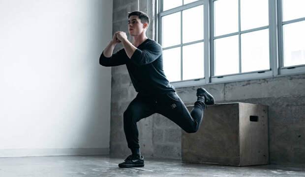 Как мужчине накачать ноги в домашних условиях —программа упражнений