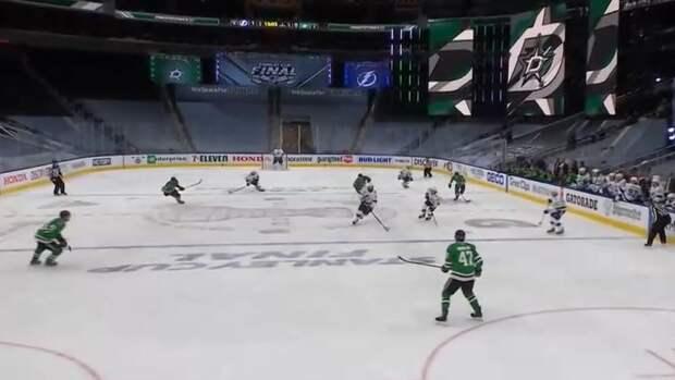 «Радулов сегодня вряд ли будет спать спокойно». НХЛ — об ошибке хоккеиста «Далласа» в финале Кубка Стэнли: видео