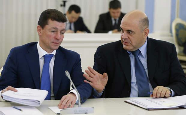Мишустин назначил нового руководителя Пенсионного фонда России. Топилин ушел