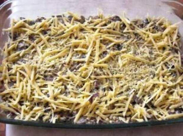 Грибы в сметане с сыром - просто объедение! Быстро, просто и вкусно