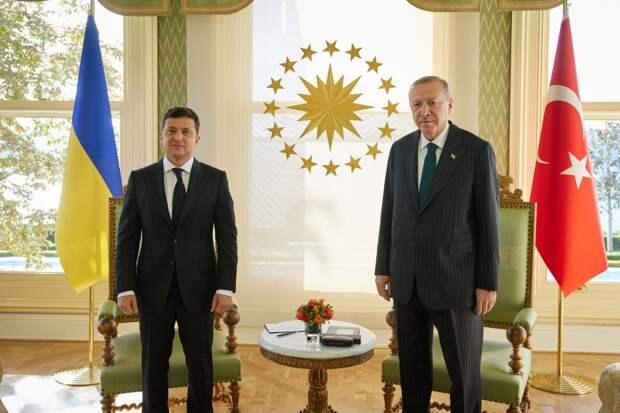 Россиян на курортах Турции хотят заменить украинцами