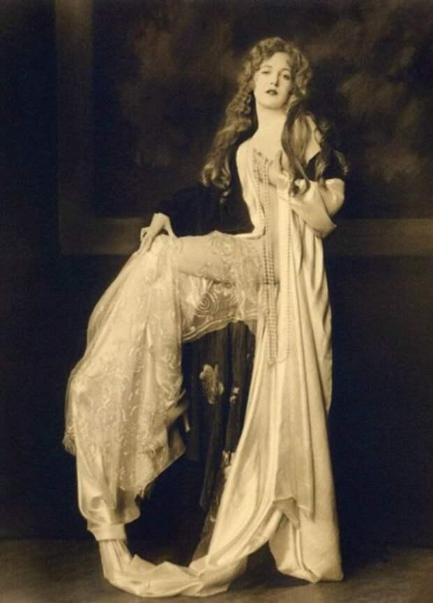 Идеалы красоты начала прошлого века
