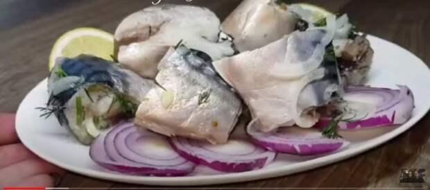 Скумбрия за копейки: в разы вкуснее красной рыбы. Рецепт мурманских моряков на праздничный стол