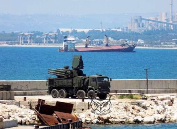 Ближневосточное расширение Российской армии: плавучий док насирийском берегу