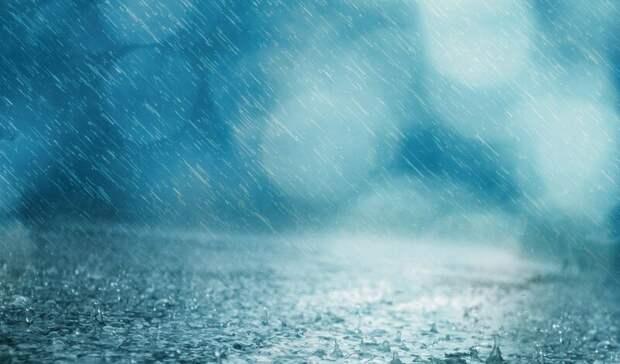 Дождливая ипрохладная погода ожидается вРостове ввоскресенье