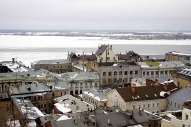 Три дома на Рождественской в Нижнем Новгороде отремонтируют до 1 июля 2021 года