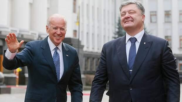 После победы Байдена на выборах Порошенко рассчитывает стать гетьманом