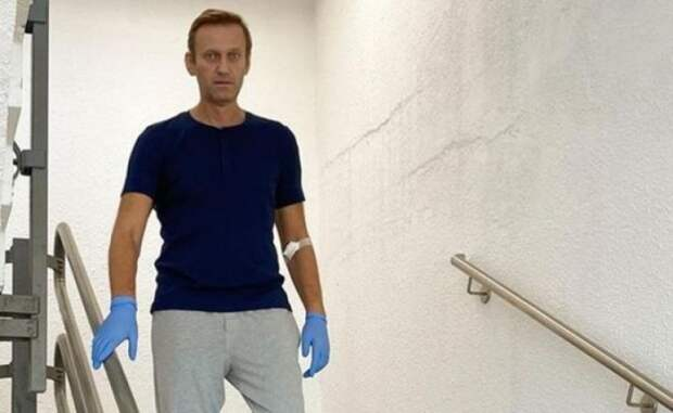 ВГермании смеются над словами Навального— немецкий журналист