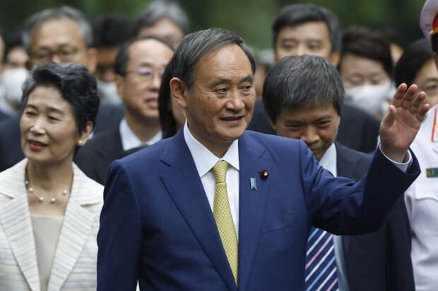 Внешнеполитический трек Ёсихидэ Суги: между США и Китаем